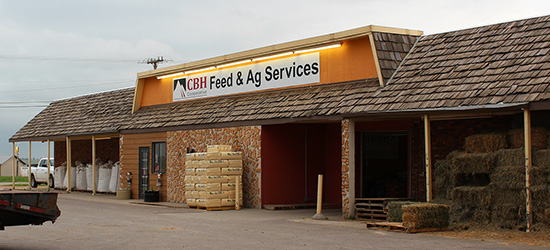 Belle Fourche Feed & Ag Services; Lubricants Distribution Center