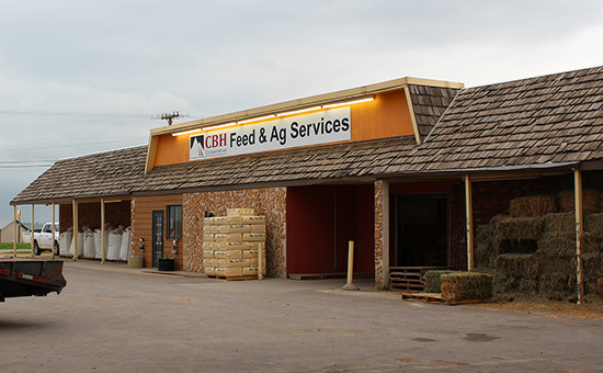 Belle Fourche Feed & Ag Services