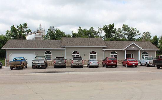 Sturgis central office
